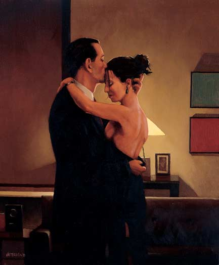 Picture by Jack Vettriano